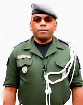 Commissaire Principal de Police, DAMY Talily