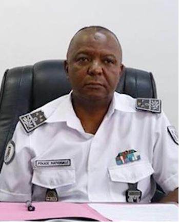 Contrôleur Général de Police, RAKOTOZANANY Dany Marius
