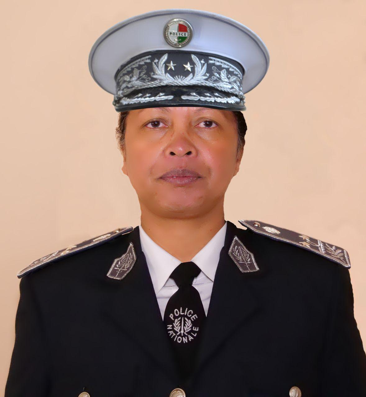 Commissaire Divisionnaire de Police, RANDRIAMBELO Mandimbin'ny Aina Mbolanoro