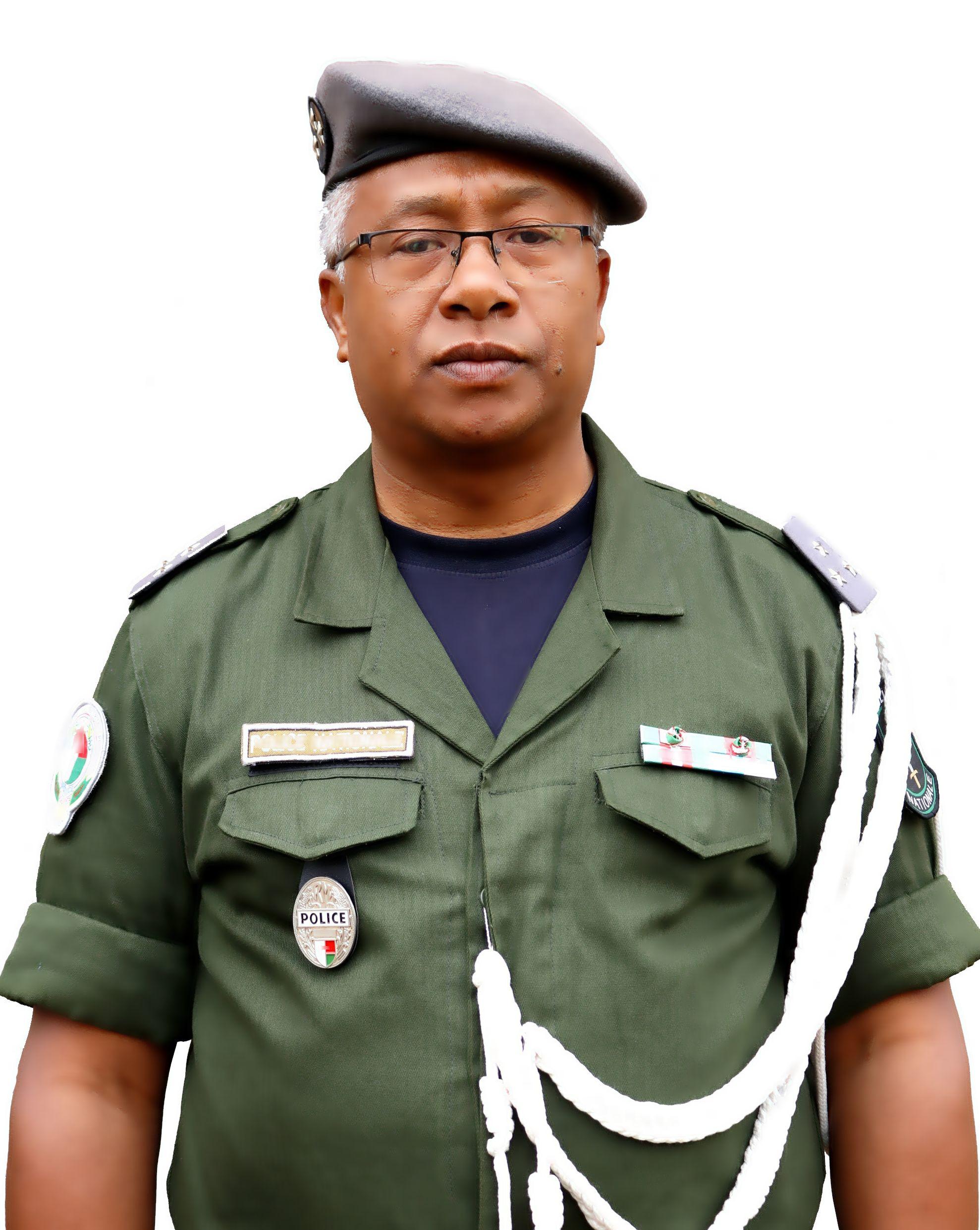 Contrôleur Général de Police, RAKOTOARIMANANA Herilala