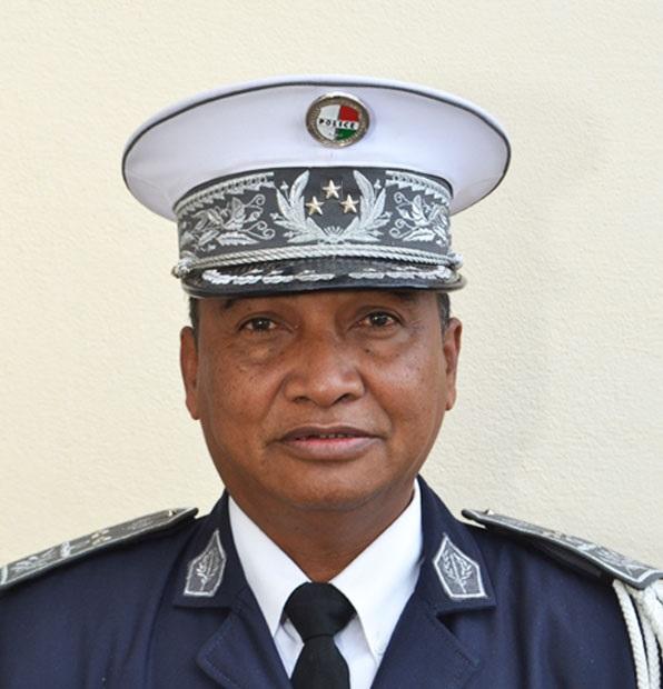 Contrôleur Général de Police, HAJANOMENA Fanja Razatovo