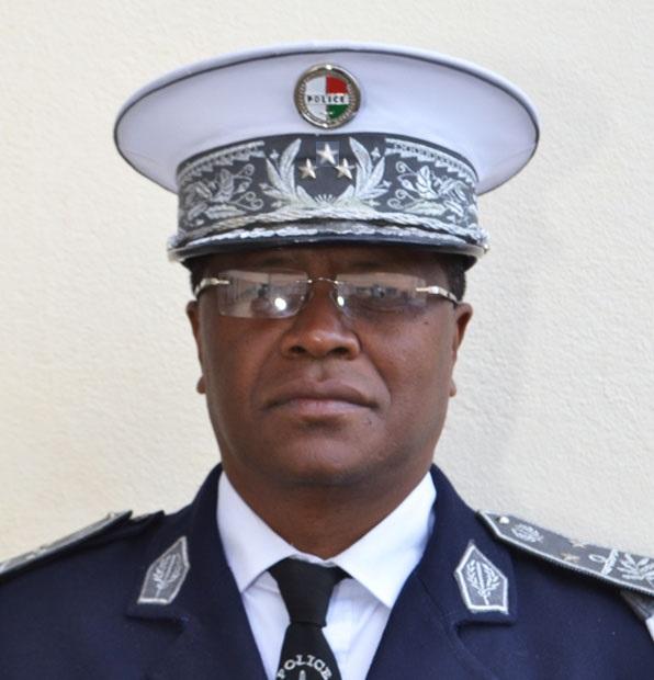Contrôleur Général de Police, RAKOTOMALALA Andriamarolahy Fanomezantsoa