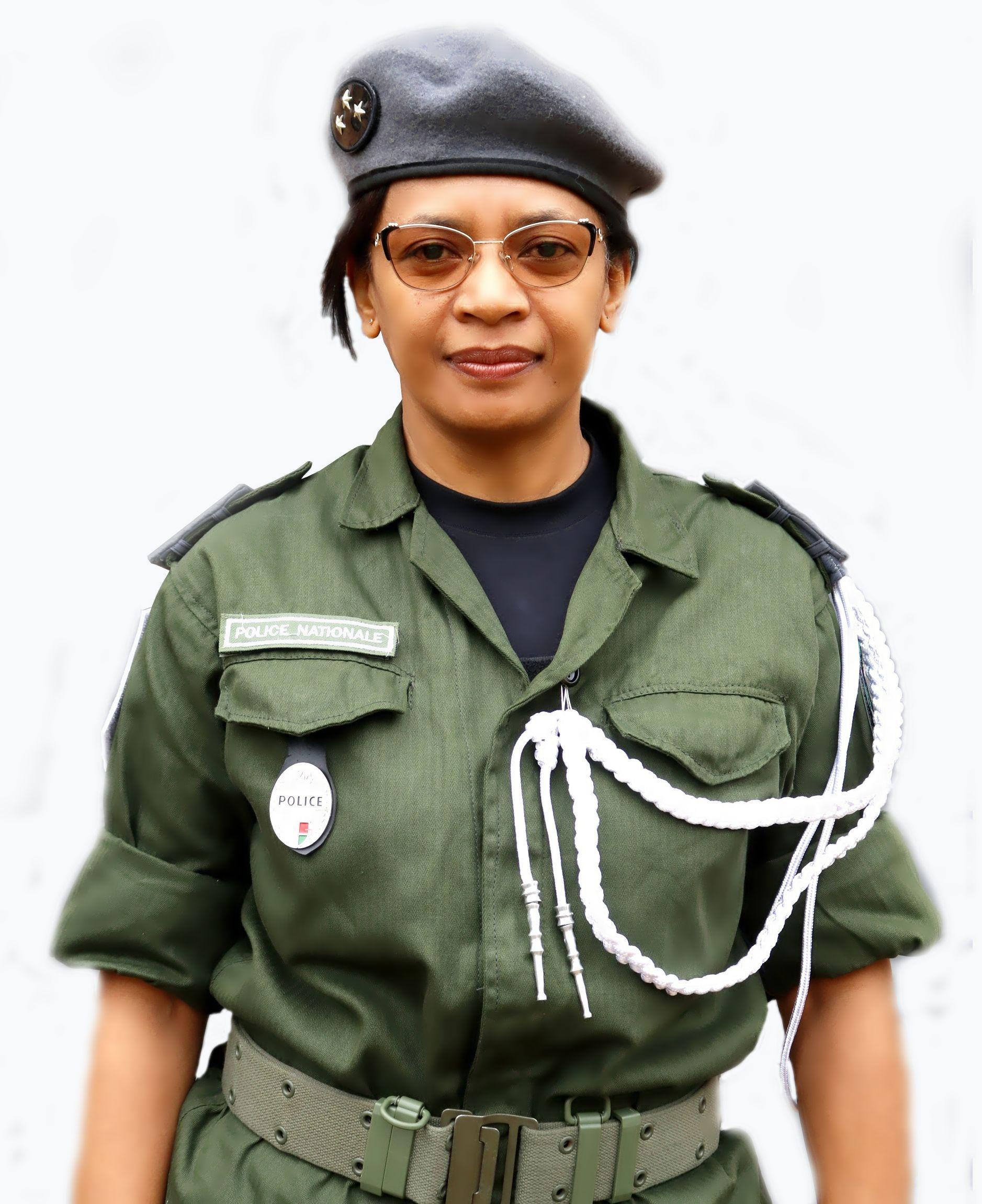 Contrôleur Général de Police, RANJAVOLOLONA Julie Claudette