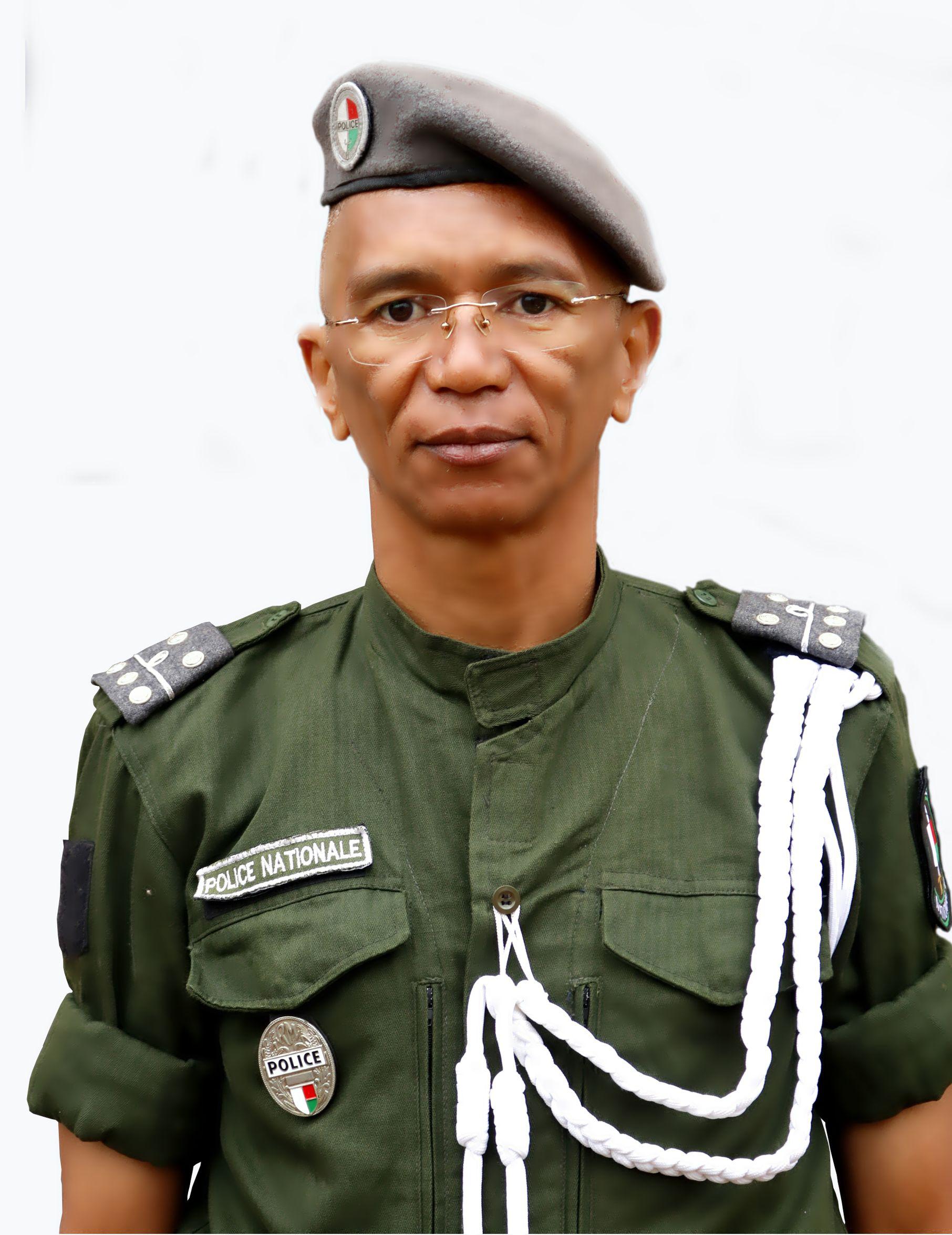 Commissaire Principal de Police, RAZAKA Andriamahasoa