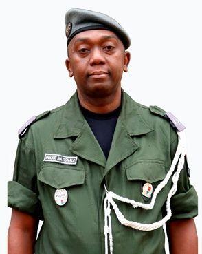 Commissaire Divisionnaire de Police, TOMBOHASY Christian