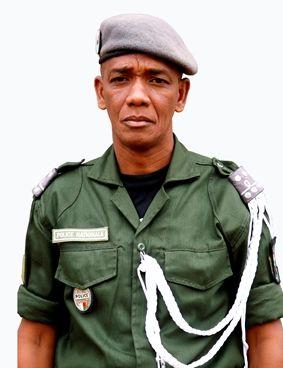 Commissaire Principal de Police, RANDRIAMAHASOA Pascal,
