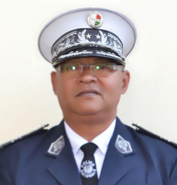 Commissaire Divisionnaire de Police, RANDRIAMAMPIANINA Harinaina Samisoa