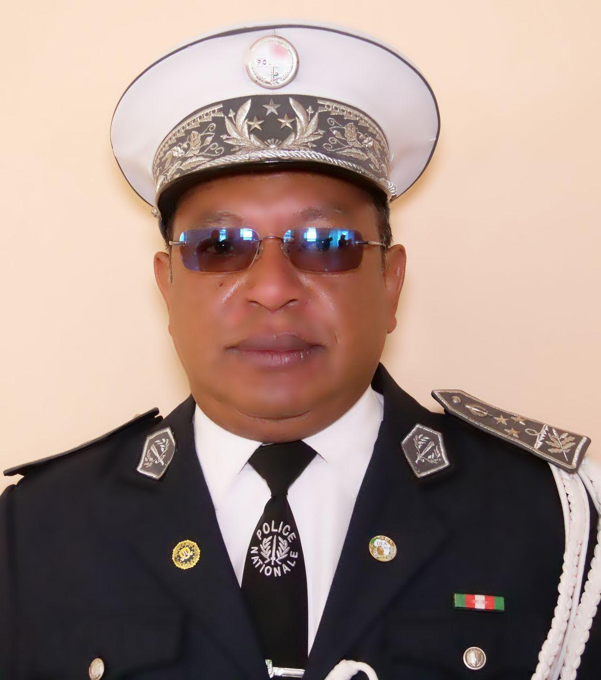 Contrôleur Général de Police, RAJAONARISON José Andrianasolo