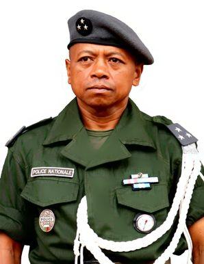 Contrôleur Général de Police, RAKOTONDRAVELO Herilanto Iangotiana
