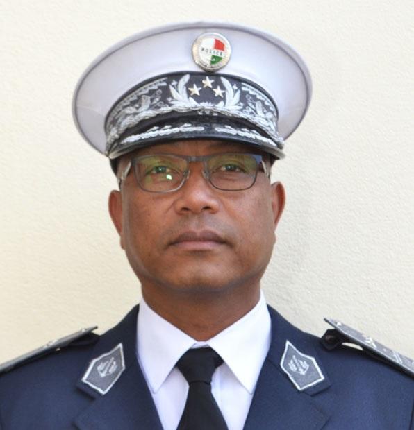 Contrôleur Général de Police, RAZAFINDRAVONONA Georges Evariste
