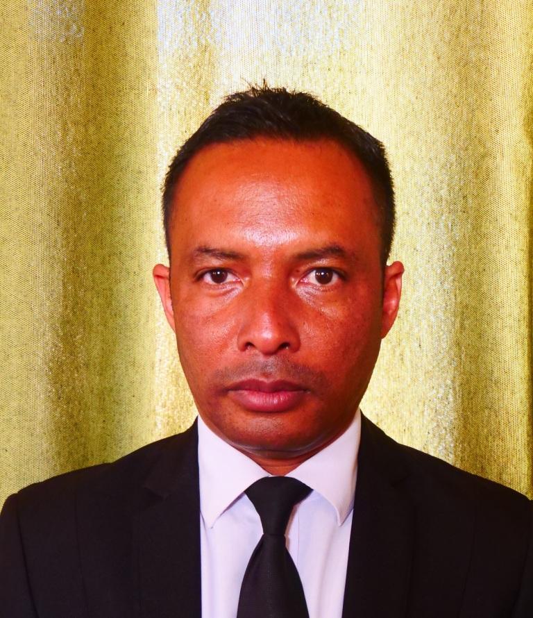 ANDRIAMAHERY Njaka (Journaliste - Rédacteur en chef de la TVPLUS Madagascar)