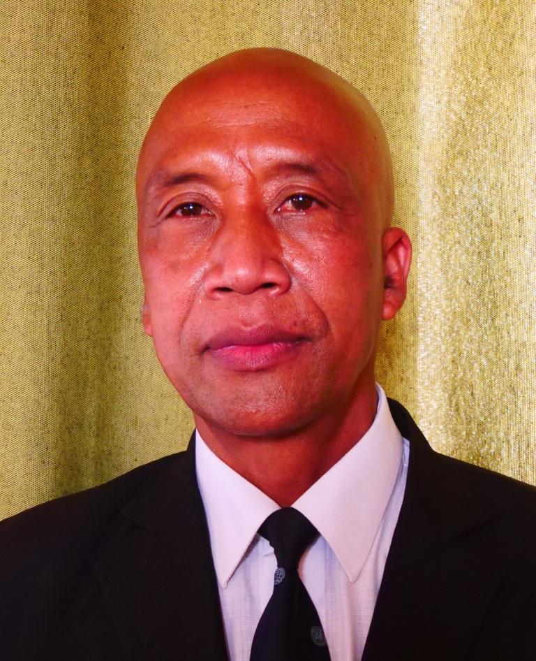Commissaire Divisionnaire de Police RANJATOSON Claude (Expert ONU)