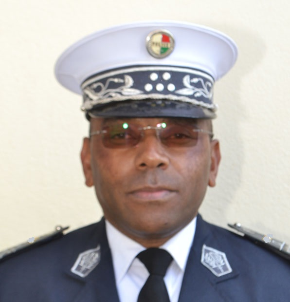 Commissaire Principal de Police, DAMY Talily