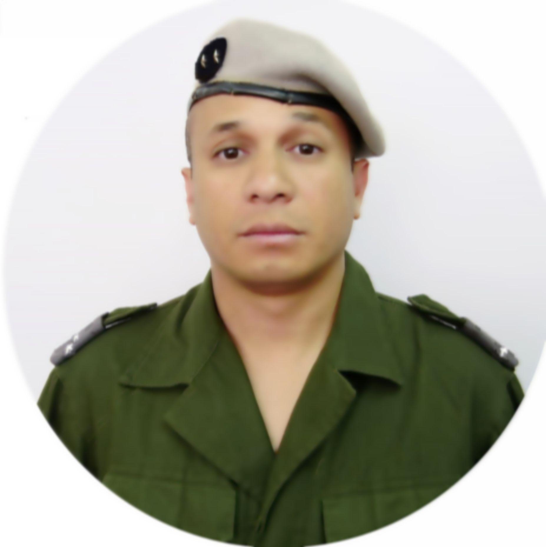 Commissaire Divisionnaire de Police, RATSIMBA Andrianina Brice